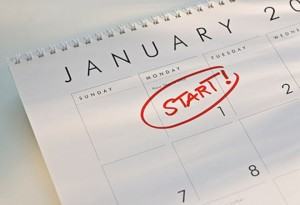 5 Tips to Keeping Your New Year's Resolutions