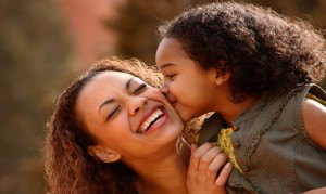 mother and daughter parenting tips