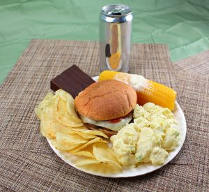Making Your Picnic Plate Great