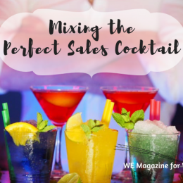 Mixing the Perfect Sales Cocktail
