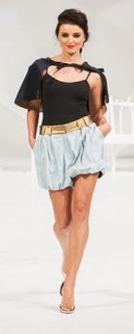 """""""Urban Living - short skirt"""""""