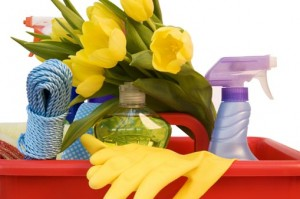 """Tips for Spring Cleaning Success"""