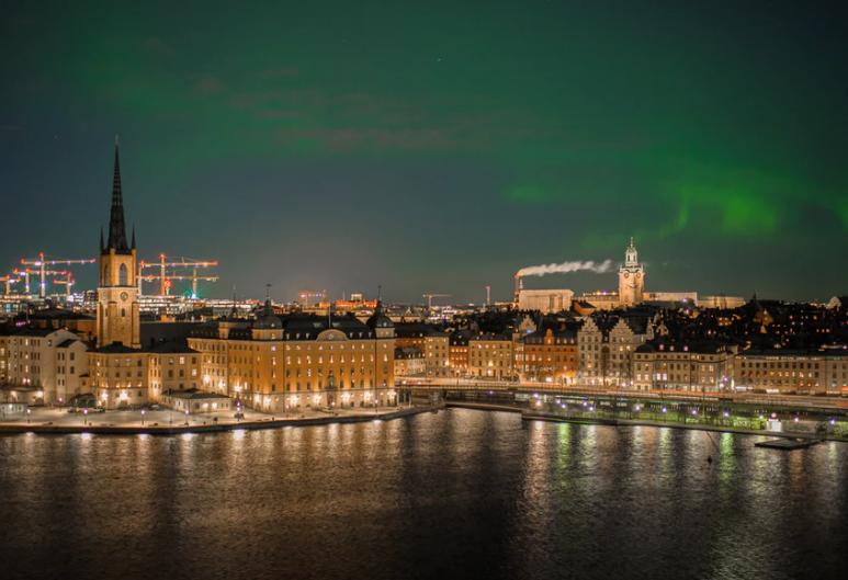 """""""Stockholm, Sweden"""""""