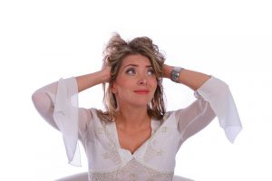 New Study Findings: 60 percent of women report feeling stressed during everyday life