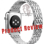 Product Review – Apple Watch Band by Supwatch