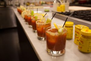 """Spicy Cocktails for Valentines Colman's Mustard Bloody Mary"""