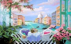"""""""Summer Home Decor Tips - Venetian Decor"""""""