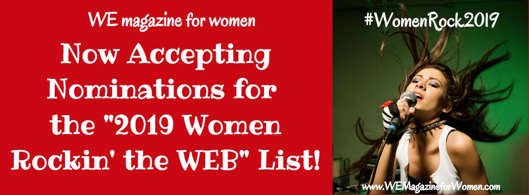 """Who's Who Women Rocking the Web"""