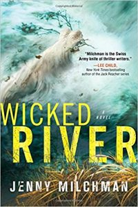 """wicked River a Novel by Jenny Milchman"""