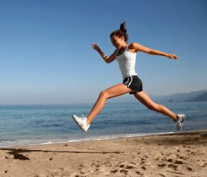 Spring into Fitness with a Race